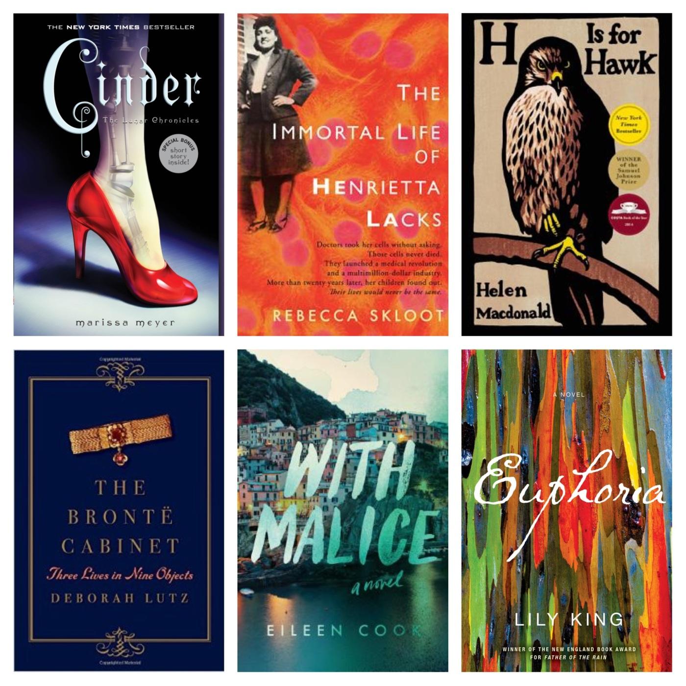 Acquired Books April 2016