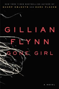 Book Cover - Gone Girl by Gillian Flynn