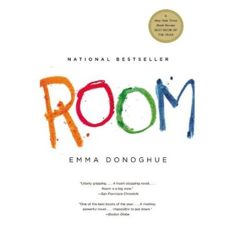 Book Cover - Room by Emma Donoghue