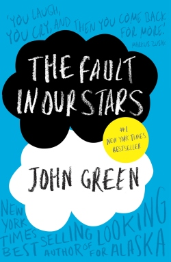 Book Cover - The Fault in Our Stars by John Green
