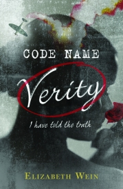 Book Cover - Code Name Verity by Elizabeth Wein
