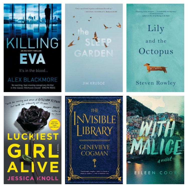 May TBR Pile
