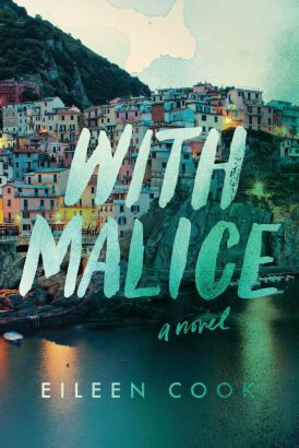 Book Cover - With Malice by Eileen Cook