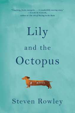Book Cover - Lily and the Octopus by Steven Rowley