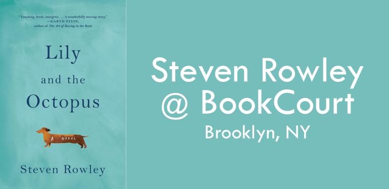 Meeting Steven Rowley
