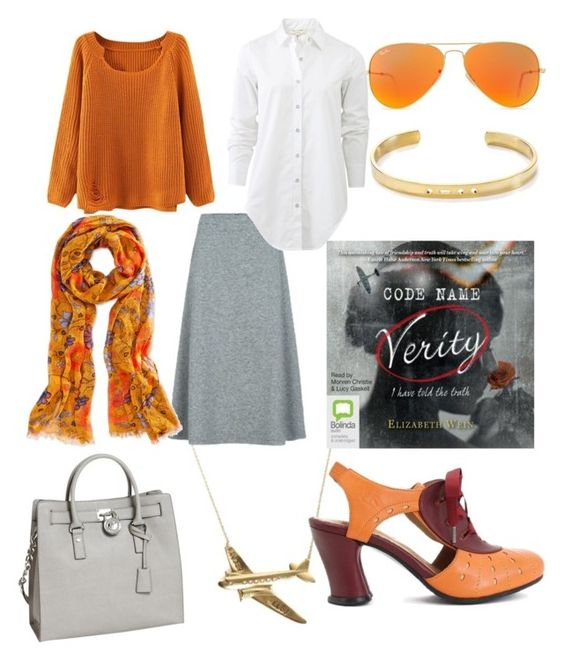 Book Style - Code Name Verity by Elizabeth Wein