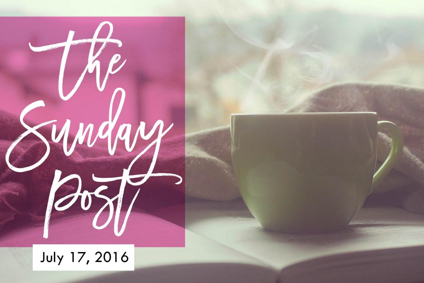 2. Sunday Post 7-17-216