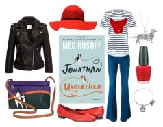 Book Style - Jonathan Unleashed by Meg Rosofff