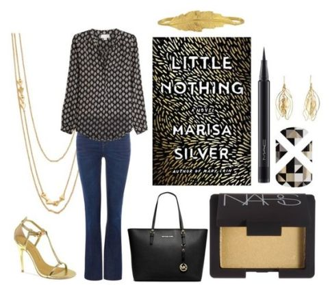 Book Style - Little Nothing by Marisa Silver