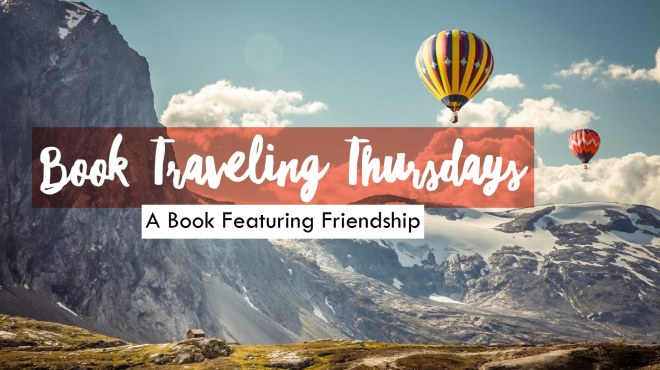 6. Book Featuring Friendship