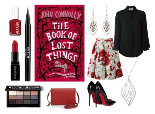 Book Style - The Book of Lost Things by John Connolly