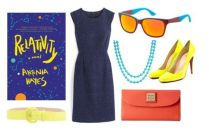 Book Style - Relativity by Antonia Hayes