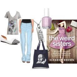 Book Style - The Weird Sisters by Eleanor Brown