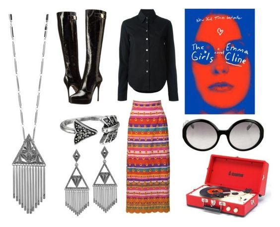 Book Style - The Girls by Emma Cline