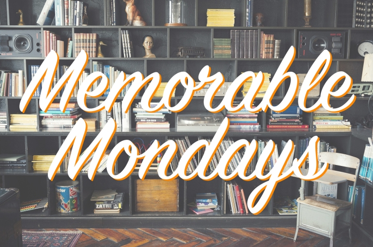Memorable Mondays Main Image