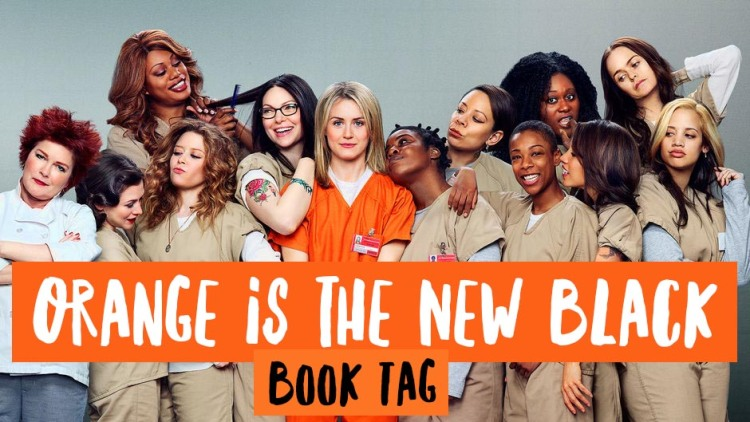 Orange is the New Black Book Tag