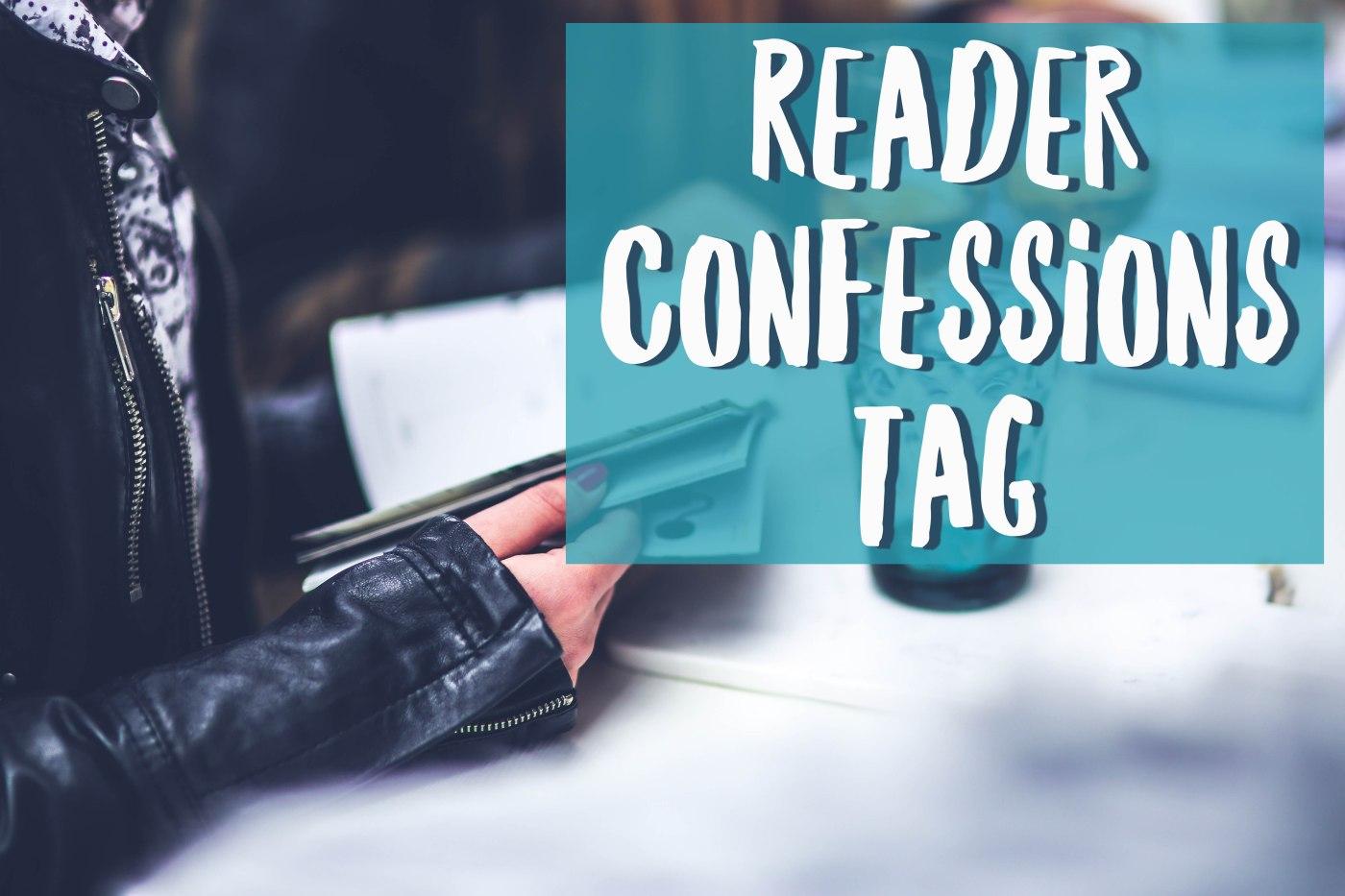Reader Confessions Tag