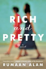 Book Cover - Rich and Pretty by Rumaan Alam