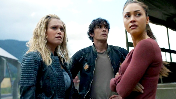 'The 100' Character Book Tag