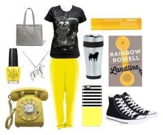 Book Style - Landline by Rainbow Rowell