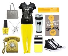 Book Style - Landline by Rainbow Rowell