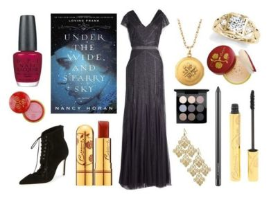 Book Style - Under the Wide and Starry Sky by Nancy Horan