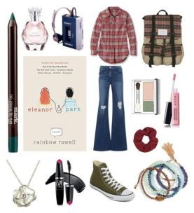 Book Style - Eleanor and Park by Rainbow Rowell