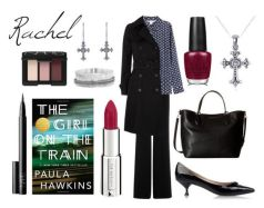 Book Style - The Girl on the Train by Paula Hawkins
