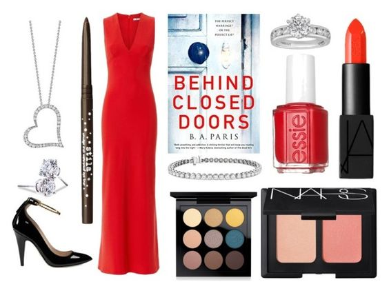 Book Style - Behind Closed Doors by B.A. Paris