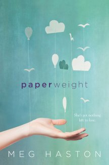 Paperweight by Meg Haston Book Cover