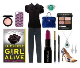 Book Style - Luckiest Girl Alive by Jessica Knoll
