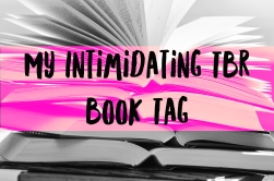Intimindating TBR
