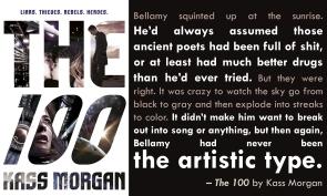 The 100 -- Bellamy Sunrise Poets