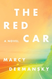 Book Cover - The Red Car by Marcy Dermansky