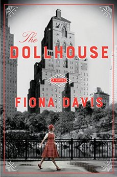 Book Cover - The Dollhouse by Fiona Davis