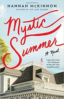 Book Cover - Mystic Summer by Hannah McKinnon