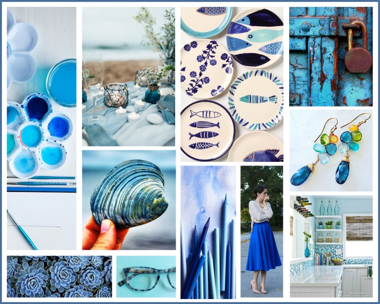 bloggeraestheticblue