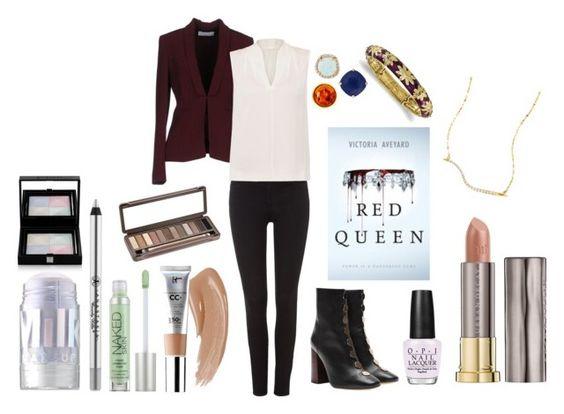 Book Style Red Queen By Victoria Aveyard Mareena Titanos Lauren Busser