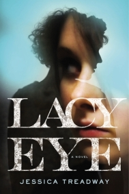 Book Cover - Lacy Eye by Jessica Treadway