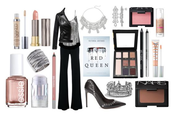 Book Style // Red Queen by Victoria Aveyard (Evangeline Samos)