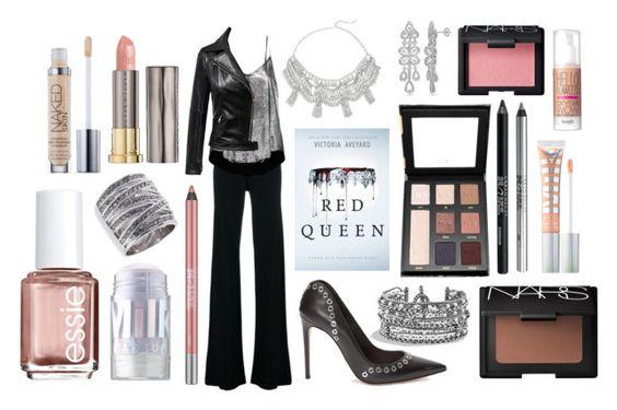 Book Style // Red Queen by Victoria Aveyard (EvangelineSamos)