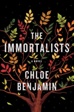 Book Cover - The Immortalists by Chloe Benjamin