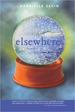 Book Cover - Elsewhere by Gabrielle Zevin