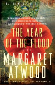 Book Cover - The Year of the Flood by Margaret Atwood (Madaddam Trilogy #2)