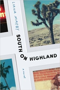 Book Cover - South on Highland by Liana Maeby
