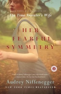 Book Cover - Hear Fearful Symmetry by Audrey Niffenegger