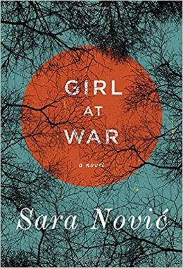 Book Cover - Girl at War by Sara Novic