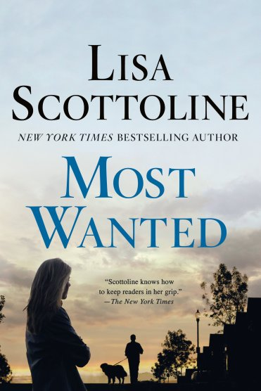 Most Wanted by Lisa Scottoline Book Cover
