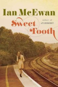 Book Cover - Sweet Tooth by Ian McEwan