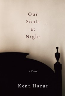 Book Cover - Our Souls at Night by Kent Haruf